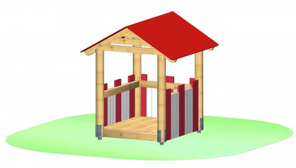"""Spielhaus """"Schwedenhaus"""""""