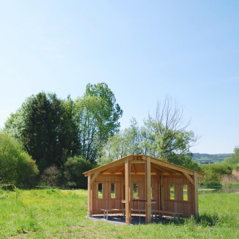 Naturpark-Pavillon
