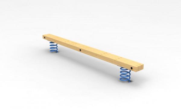 Feder-Balancierbalken L=300cm