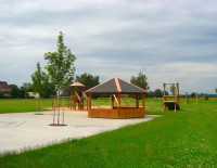 Sechseckpavillon D=450 cm