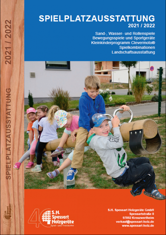 S.H. Spessart Holzgeräte Katalog 2021/2022