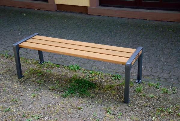 """2-Sitzer-Bank """"Lohr"""" ohne Lehne"""