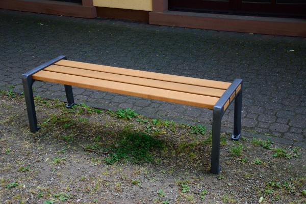 """3-Sitzer-Bank """"Lohr"""" ohne Lehne"""