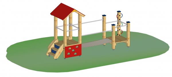 """Kleinkinderspielanlage """"Archimedes"""""""